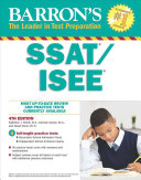 Barron s SSAT ISEE  4th Edition