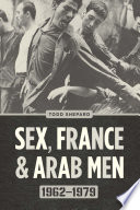 Sex France And Arab Men 1962 1979
