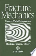 Fracture Mechanics book