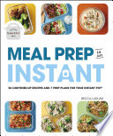 Meal Prep in an Instant Book PDF