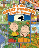 Look   Find Peanuts Great Pumpkin