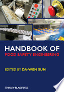 Handbook of Food Safety Engineering