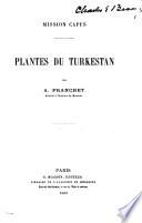 Plantes du Turkestan