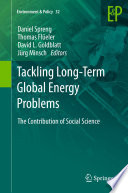 Tackling Long Term Global Energy Problems