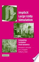 Implicit Large Eddy Simulation