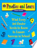 Practice and Learn  3rd Grade