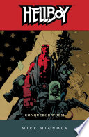 Hellboy Volume 5  Conqueror Worm  2nd edition