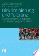 Diskriminierung und Toleranz