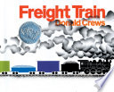 Freight Train Donald Crews Cover