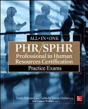 PHR SPHR Professional in Human Resources Certification Practice Exams
