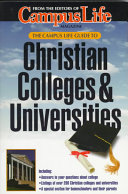 The Campus Life Guide to Christian Colleges   Universities