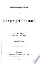 Statistisk topographisk beskrivelse af kongeriget Danmark