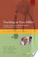 Teaching in Your Office