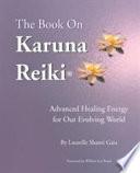The Book On Karuna Reiki