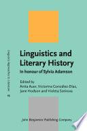 linguistics-and-literary-history