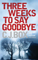 Three Weeks to Say Goodbye Nothing They Can Do They