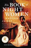A Book of Night Women On A Jamaican Sugar Plantation