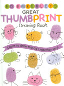 Ed Emberley s Great Thumbprint Drawing Book