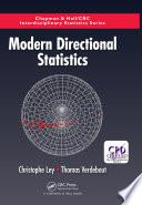 Modern Directional Statistics