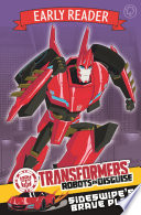 Transformers Early Reader  Sideswipe s Brave Plan