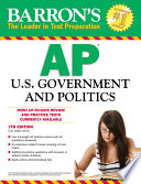 Ap U s  Government and Politics