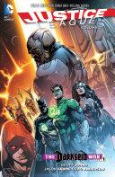 Justice League Vol. 7: Darkseid War Part 1 Book