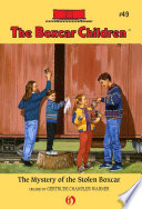 The Mystery Of The Stolen Boxcar book