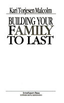 Building Your Family to Last Book PDF