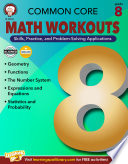 Common Core Math Workouts  Grade 8