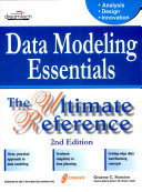 Data Modeling Essential The Ultimate Reference 2Ed