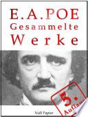 Edgar Allan Poe   Gesammelte Werke