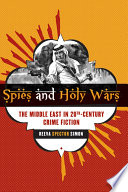 Spies and Holy Wars Politics Spies And Holy Wars Draws On