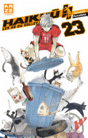 Haikyu  Les as du volley   Tome 23   Haikyu  Les as du volley