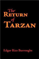 download ebook the return of tarzan, large-print edition pdf epub