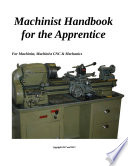 Machinist Handbook for the Apprentice