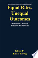 Equal Rites  Unequal Outcomes