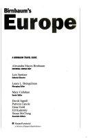 Birnbaum S Europe 1995