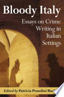 Bloody Italy Crime Fiction And Nonfiction Works Set In