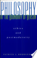 Ebook Philosophy at the Boundary of Reason Epub Patrick L. Bourgeois Apps Read Mobile