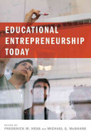 Educational Entrepreneurship Today