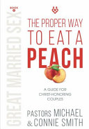Book The Proper Way to Eat a Peach