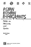 Asian Indian Immigrants