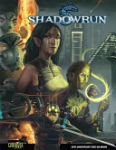 Shadowrun With 11x34 Seattle Skyline Poster