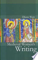 Medieval Women s Writing