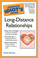 The Complete Idiot S Guide To Long Distance Relationships