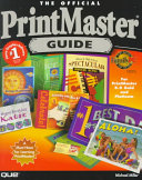 The Official PrintMaster Guide