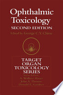 Ophthalmic Toxicology  Second Edition