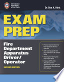 Exam Prep  Fire Department Apparatus Driver Operator