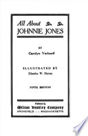 ALL ABOUT JOHNNIE JONES Book PDF