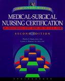 American Nursing Review for Medical Surgical Nursing Certification